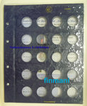 Coin sheets for 2 € coins (312494)