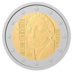 SUOMI: 2€ 2012 Helene Schjerfbeck: PROOF