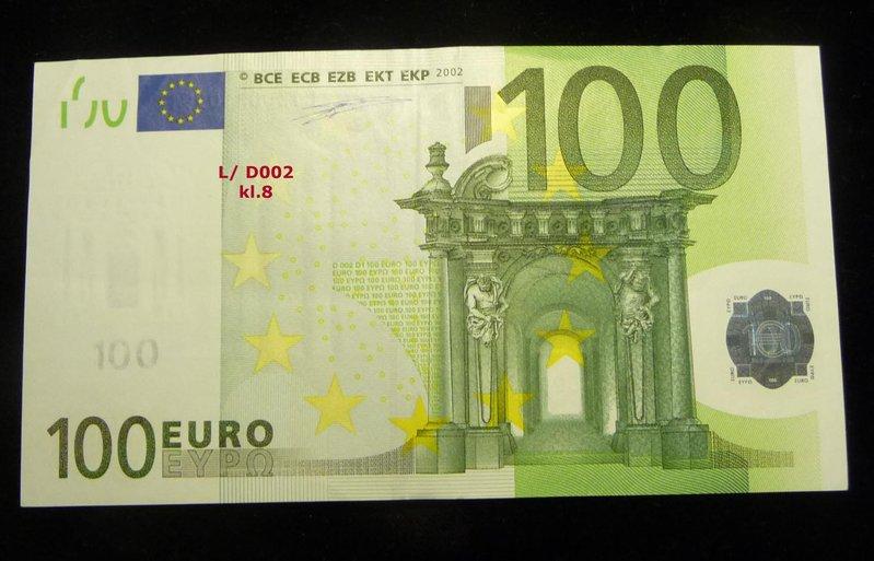 100€ Seteli