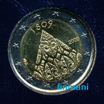 Finland 2€ Commorative 200th anniversary of the Bank of Finland. PROOF