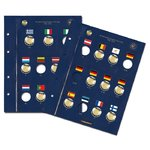 Box Package: The European flag 30 years.