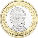 5€ The Presidents of Finland – , unc