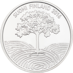 FINLAND: Finnish work collector coin € 10, proof