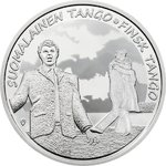 FINLAND: Finnish tango € 10 and € 20 Commemorative coin - Select a value