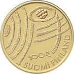 Finland in 100 years EUR 100