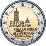 PORTUGAL: 2 € 2020 University of Coimbra UNC